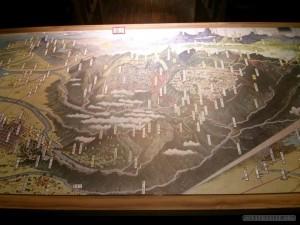 Ali Shan Mountain map