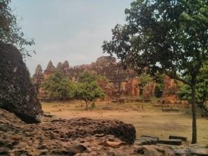 Angkor Archaeological Park - Phnom Bakheng 1