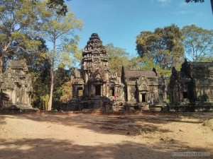 Angkor Archaeological Park - Thommanon 1