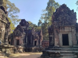Angkor Archaeological Park - Thommanon 2