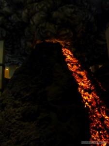 Auckland - Auckland museum volcano