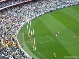 Australian football - score