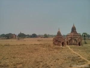 Bagan - Htilominlo view 1