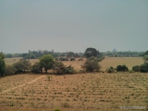 Bagan - Htilominlo view 2