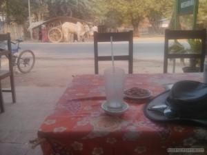 Bagan - lunch liquid break