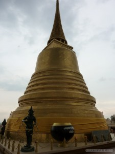 Bangkok - Golden Mountain