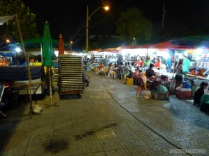 Bangkok - night market