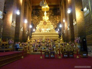 Bangkok - one Buddha of many