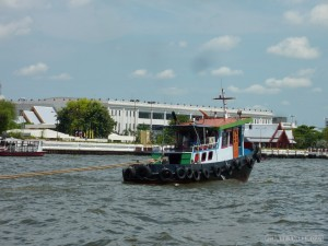 Bangkok - river transportation 1