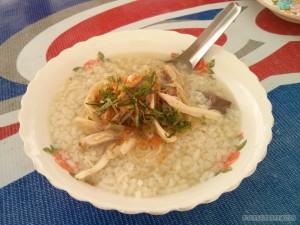 Battambang - congee