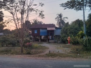Battambang - local house