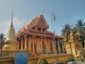 Battambang - temple 1
