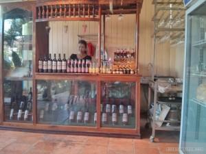 Battambang - wine tasting