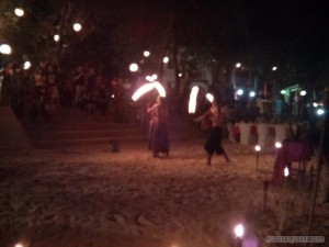 Bohol - Panglao beach nightlife 1