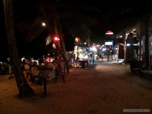 Bohol - Panglao beach nightlife 2