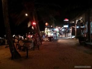 Bohol - Panglao beach nightlife 2