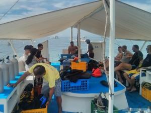 Bohol - Panglao scuba diving trip 1