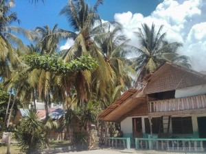 Bohol - beach architecture