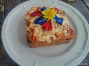Bohol - bee farm pizza