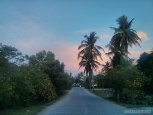 Bohol - sunset 2