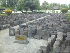 Boro budur- reconstruction 2