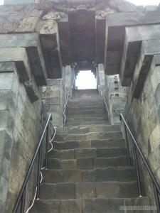 Boro budur - stairs 1