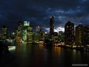Brisbane - Brisbane nightscape 2