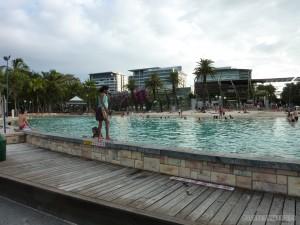 Brisbane - south bank pool