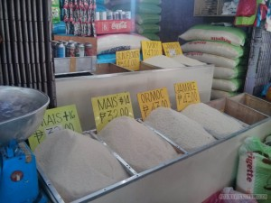Cebu - Carbon market rice