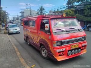 Cebu - jeepney 2