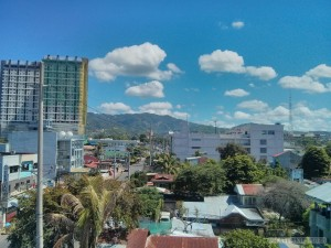 Cebu - view from hostel 2