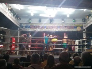 Chiang Mai - Muay Thai blind boxing