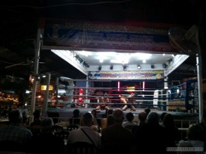 Chiang Mai - Muay Thai boxing 2