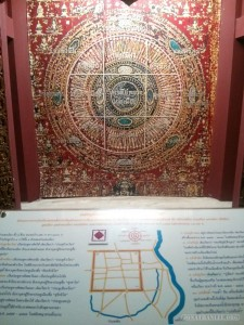 Chiang Mai - arts culture center city layout