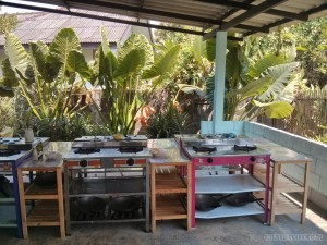 Chiang Mai - cooking class in farm