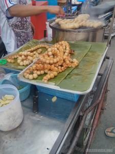 Chiang Mai - fish balls