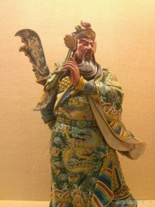 Chiayi - Chiayi museum carving 2