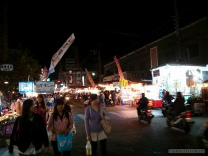 Chiayi - night market