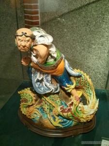 Chiayi - pottery museum