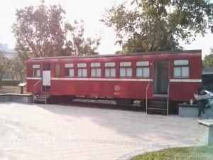 Chiayi - railway park restroom