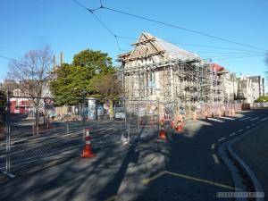 Christchurch - ruins 1