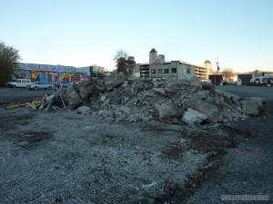 Christchurch - ruins 3