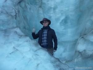 Fox Glacier - portrait 3