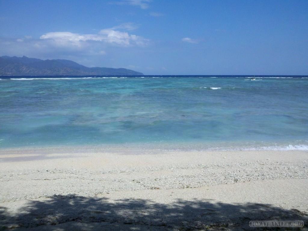 Gili Trawangan - beach 2