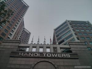 Hanoi - Hanoi towers