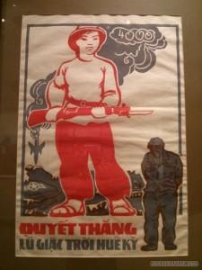 Hanoi - Womens Museum poster