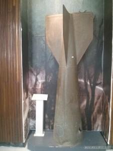 Hanoi - history museum US bombing