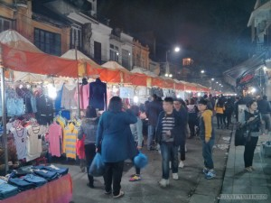 Hanoi - night market