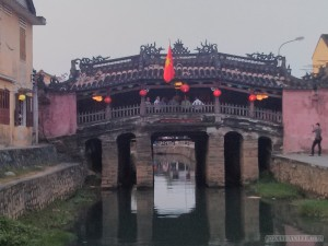 Hoi An - Japanese bridge 2