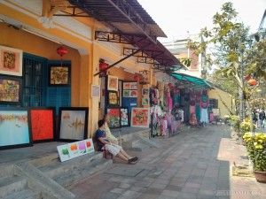 Hoi An - art gallery 2